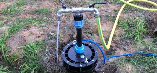 Обустроить скважину для воды
